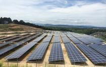 香春太陽光発電所