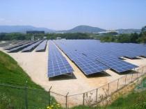 宮若太陽光発電所
