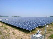 鯰田太陽光発電所
