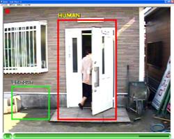 防犯対策、異常検知で犯罪を早期発見、世界最先端の監視システム